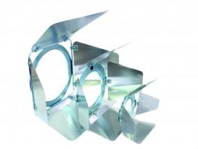 Eurolite Flügelbegrenzer PAR-30 silber