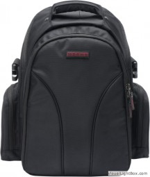 Magma DIGI Backpack / DJ Rucksack black/Red