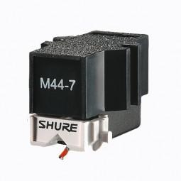 Shure M44-7 / DJ Tonabnehmersystem