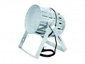 Eurolite LED PAR-64 RGBA 10mm Floor silber