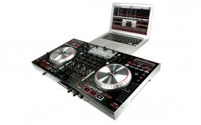 Numark NS-6 / digitaler DJ 4 Kanal Controller
