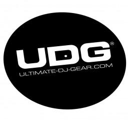 UDG Slipmat Black/White U9931 (Paar)