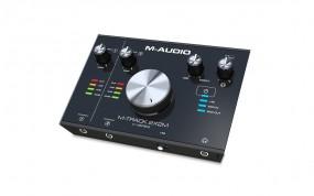 M-Audio M-Track 2X2M / 2x2 24-Bit / 192 kHz USB Audio/ MIDI Interface