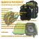 Laptop und Producer Tasche/Rucksack /,Controller,Laptop Rucksack, für z.b. Kontrol S2, max.:47x34 cm