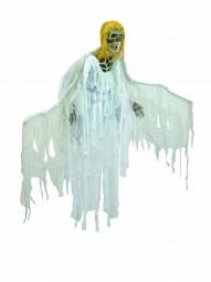 Halloween Figur Todesengel m.LEDs 160cm