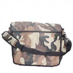 Platten-Tasche FB-40 cm#14 / Plattenbag / LP Bag / Army Look, Camouflage